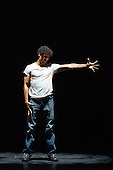 Cuban Dancer Carlos Acosta performing Premieres at the London Coliseum, London, England, United Kingdom, Europe