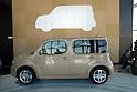Nissan Motor Corp unveiled its renewed compact car Cube. It will go on sale in Japan on Nov 26. The company also plans to release it in the U.S. and European markets in the spring and autumn of 2009 respectively.