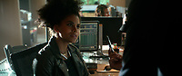 Geostorm (2017)<br /> ZAZIE BEETZ as Dana<br /> *Filmstill - Editorial Use Only*<br /> CAP/KFS<br /> Image supplied by Capital Pictures