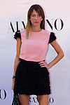 03.09.2012. Celebrities attending the Alvarno fashion show during the OFF Mercedes-Benz Fashion Week Madrid Spring/Summer 2013 at Museo Lazaro Galdiano. In the image Vega Royo Villanova (Alterphotos/Marta Gonzalez)