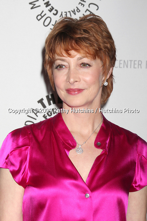 Sharon Lawrence.arriving at the Drop Dead Diva: Season 1 Finale at the Paley Center for Media.Paley Center for Media.Beverly Hills,  CA.October 7,  2009.©2009 Kathy Hutchins / Hutchins Photo.