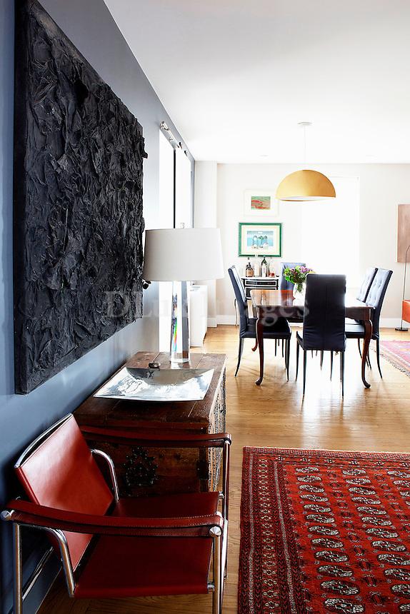 contemporay living room