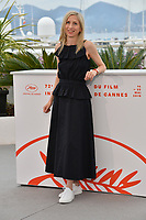 "CANNES, FRANCE. May 18, 2019: Jessica Hausner at the photocall for the ""Little Joe"" at the 72nd Festival de Cannes.<br /> Picture: Paul Smith / Featureflash"