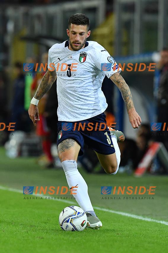 Italy's Cristiano Biraghi <br /> Palermo 18-11-2019 Stadio Renzo Barbera <br /> UEFA European Championship 2020 qualifier group J <br /> Italy - Armenia <br /> Photo Carmelo Imbesi / Insidefoto