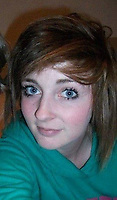 Pictured: Family handout picture of Rebecca Aylward taken last summer. Monday 25 October 2010<br />