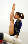 June 21st 2008 Great Britain v Italy Senior Womens Artistic Gymnastics International in Liverpool.<br /> <br /> Photos by Alan Edwards©