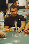 Joe Hachem competes in a cash game.