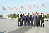 USA Bid Committee for the 2018 or 2022 FIFA World Cup at the Washington Monument , Wednesday  September 8, 2010.