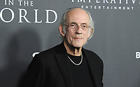 www.acepixs.com<br /> <br /> December 18 2017, LA<br /> <br /> Christopher Lloyd arriving at the premiere of Sony Pictures Entertainment's 'All The Money In The World' at the Samuel Goldwyn Theater on December 18, 2017 in Beverly Hills, California. <br /> <br /> By Line: Peter West/ACE Pictures<br /> <br /> <br /> ACE Pictures Inc<br /> Tel: 6467670430<br /> Email: info@acepixs.com<br /> www.acepixs.com