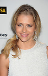 HOLLYWOOD, CA - January 22: Teresa Palmer arrives at the G'Day USA Australia Week 2011 Black Tie Gala at the Hollywood Palladium on January 22, 2011 in Hollywood, California.
