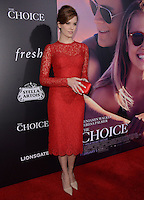 "01 February  - Hollywood, Ca - Maggie Grace. Arrivals for the Los Angeles special screening of ""The Choice"" held at Arclight Hollywood. Photo Credit: Birdie Thompson/AdMedia"