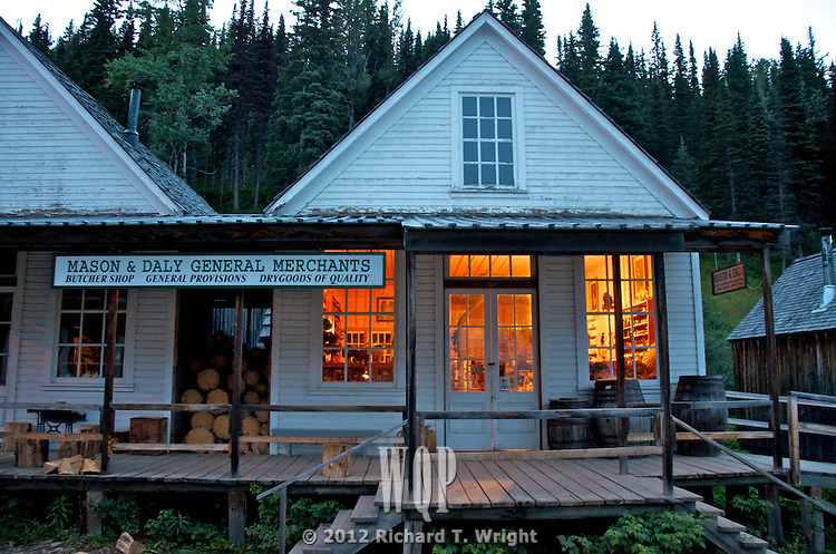 Mason and Daly General Store, Barkerville -101