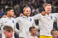 England Under 21's midfielder Tom Davies (6) during the UEFA Euro U21 Qualifying match between England U21 & Kosovo U21 at KCOM Craven Park, Hull, England on 9 September 2019. Photo by Stephen Buckley / PRiME Media Images.