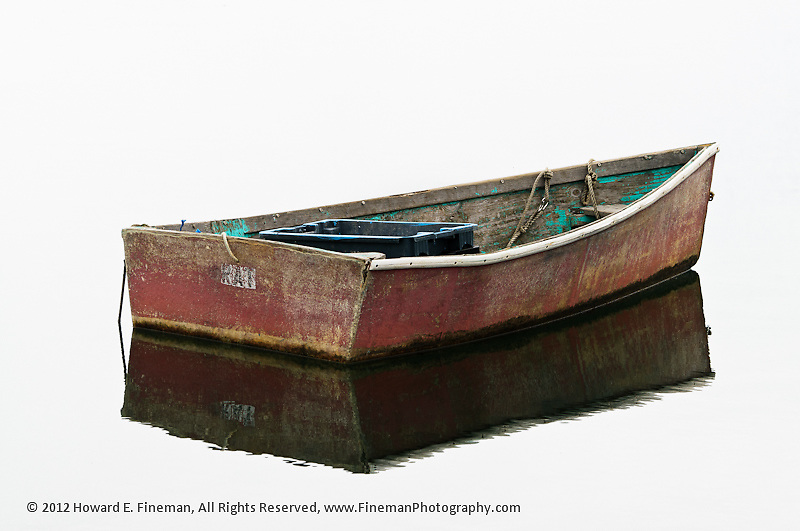 Skiff, Rockport Harbor II, 2012