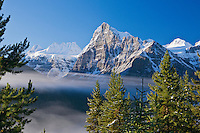 Majestic beauty of the Canadian Rockies