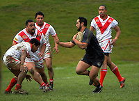 160730 Wellington Rugby League Premiership - St George Dragons v Petone Panthers