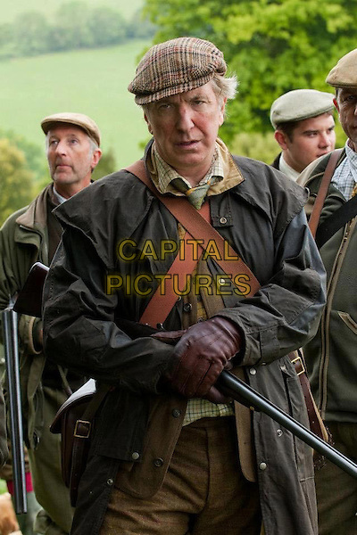 Alan Rickman<br /> in Gambit (2012) <br /> *Filmstill - Editorial Use Only*<br /> CAP/FB<br /> Image supplied by Capital Pictures