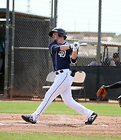 Grant Little - San Diego Padres 2019 spring training (Bill Mitchell)