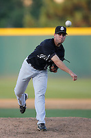 August 9 2009: Trey Webb of the San Jose Giants during game against the Rancho Cucamonga Quakes at The Epicenter in Rancho Cucamonga,CA.  Photo by Larry Goren/Four Seam Images