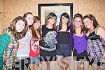 DISCO DIVA'S: Having fun at the  KYDS disco at Kirby's Lanterns Hotel Tarbert on Friday night were pic includes Julianne Galvin, Connie Barry, Grace Moriarty, Heather O'Rourke and Nicole Mulvihill.   Copyright Kerry's Eye 2008