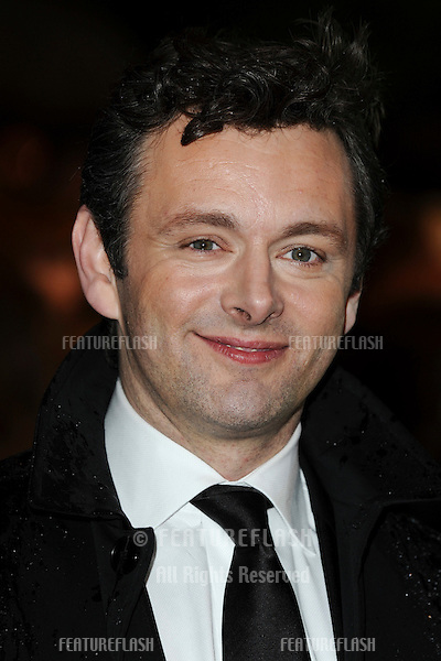 "Michael Sheen arriving for the ""Alice in Wonderland"" royal world premiere at the Odeon Leicester Square, London.  25/02/2010  Picture by: Steve Vas / Featureflash"