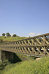 Golan Heights, Bnot Yaacov bridge over the Jordan river