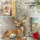 Isabella, CHRISTMAS SYMBOLS, WEIHNACHTEN SYMBOLE, NAVIDAD SÍMBOLOS, paintings+++++,ITKE551867,#xx# napkins deer