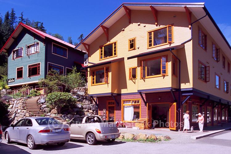 Bowen Island, BC, British Columbia, Canada - Shops at Artisan Square