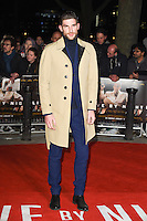 Ryan Barrett<br /> at the &quot;Live by Night&quot; premiere at BFI South Bank, London.<br /> <br /> <br /> &copy;Ash Knotek  D3217  11/01/2017