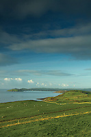 Hestan and Balcary Bay from above Portowarren on the Colvend Coast, Galloway<br /> <br /> Copyright www.scottishhorizons.co.uk/Keith Fergus 2012 All Rights Reserved