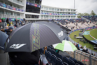 A view of rain affected Ageas Bowl during South Africa vs West Indies, ICC World Cup Cricket at the Hampshire Bowl on 10th June 2019