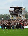 Fussball, Bundesliga 2010/2011: St Pauli - Hamburger SV