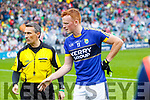 Johnny Buckley Kerry vMayo in the All Ireland Semi Final in Croke Park on Sunday.