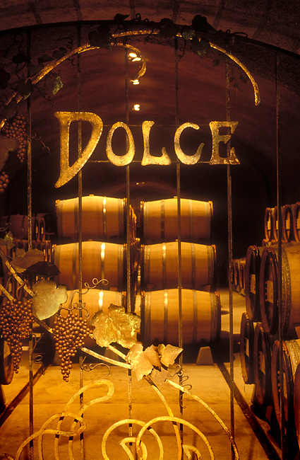 Dolce collection at Far Nient winery