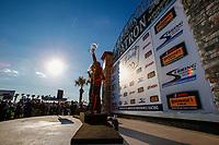 2017 IMSA Continental Tire SportsCar Challenge<br /> Visit Sebring 120<br /> Sebring International Raceway, Sebring, FL USA<br /> Friday 17 March 2017<br /> Continental Tire SportsCar Challenge Podium, ST<br /> World Copyright: Jake Galstad/LAT Images