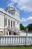 Stadtmuseum in Drusininkai, Litauen, Europa