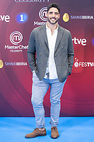 Jaime Nava attends to presentation of 'Master Chef Celebrity' during FestVal in Vitoria, Spain. September 06, 2018. (ALTERPHOTOS/Borja B.Hojas) /NortePhoto.com NORTEPHOTOMEXICO