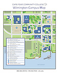 Campus maps for printing