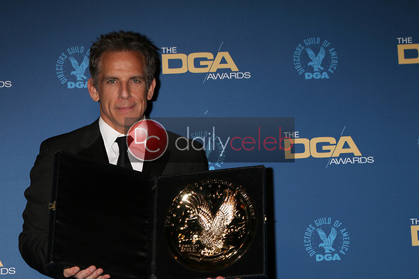 Ben Stiller<br /> at the 71st Annual Directors Guild Of America Awards Press Room, Dolby Ballroom, Hollywood, CA 02-02-19<br /> David Edwards/DailyCeleb.com 818-249-4998