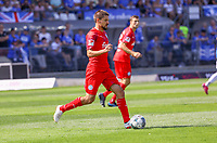 Aleksandar Ignjovski (Holstein Kiel) - 04.08.2019: SV Darmstadt 98 vs. Holstein Kiel, Stadion am Boellenfalltor, 2. Spieltag 2. Bundesliga<br /> DISCLAIMER: <br /> DFL regulations prohibit any use of photographs as image sequences and/or quasi-video.