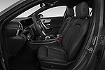 Front seat view of 2019 Mercedes Benz A-Class-Sedan A-220 4 Door Sedan Front Seat  car photos