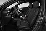 Front seat view of 2019 Mercedes Benz A-Class-Sedan A-220 4 Door Sedan Front Seat  car photos