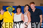 The Contestants at the Laune Rangers Strictly Come Dancing in the CYMS on Saturday night l-r: Susan Joy Sheehan and Johnny Costello with Toiriosa Ferris and Tom McGillicuddy,