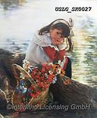 CHILDREN, KINDER, NIÑOS, paintings+++++,USLGSK0027,#K#, EVERYDAY ,Sandra Kock, victorian