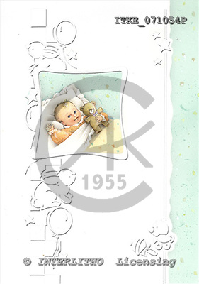 Isabella, BABIES, paintings, ITKE071054,#b# bébé, illustrations, pinturas ,everyday