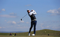Craig Kieswetter during Round Two of the West of England Championship 2016, at Royal North Devon Golf Club, Westward Ho!, Devon  23/04/2016. Picture: Golffile | David Lloyd<br /> <br /> All photos usage must carry mandatory copyright credit (&copy; Golffile | David Lloyd)