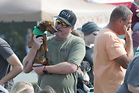 "NWA Democrat-Gazette/J.T. WAMPLER Image from Saturday Oct. 6, 2018 at the 12th Annual ""Weiner Takes All"" Arkansas State Championship Weiner Dog Races in Bella Vista. The event is an annual fundraiser for the Bella Vista animal shelter. For information about adopting or donating visit http://bellavista-animalshelter.org/"