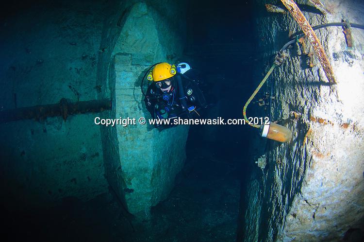 Kobanya Mine Dive