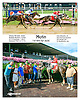 Motin winning at Delaware Park on 8/11/15 - Ever Argueta's 1st win!
