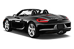 Car pictures of rear three quarter view of2015 Porsche Boxster 2 Door Convertible Angular Rear